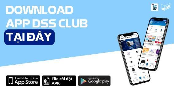Tải app DSS Club